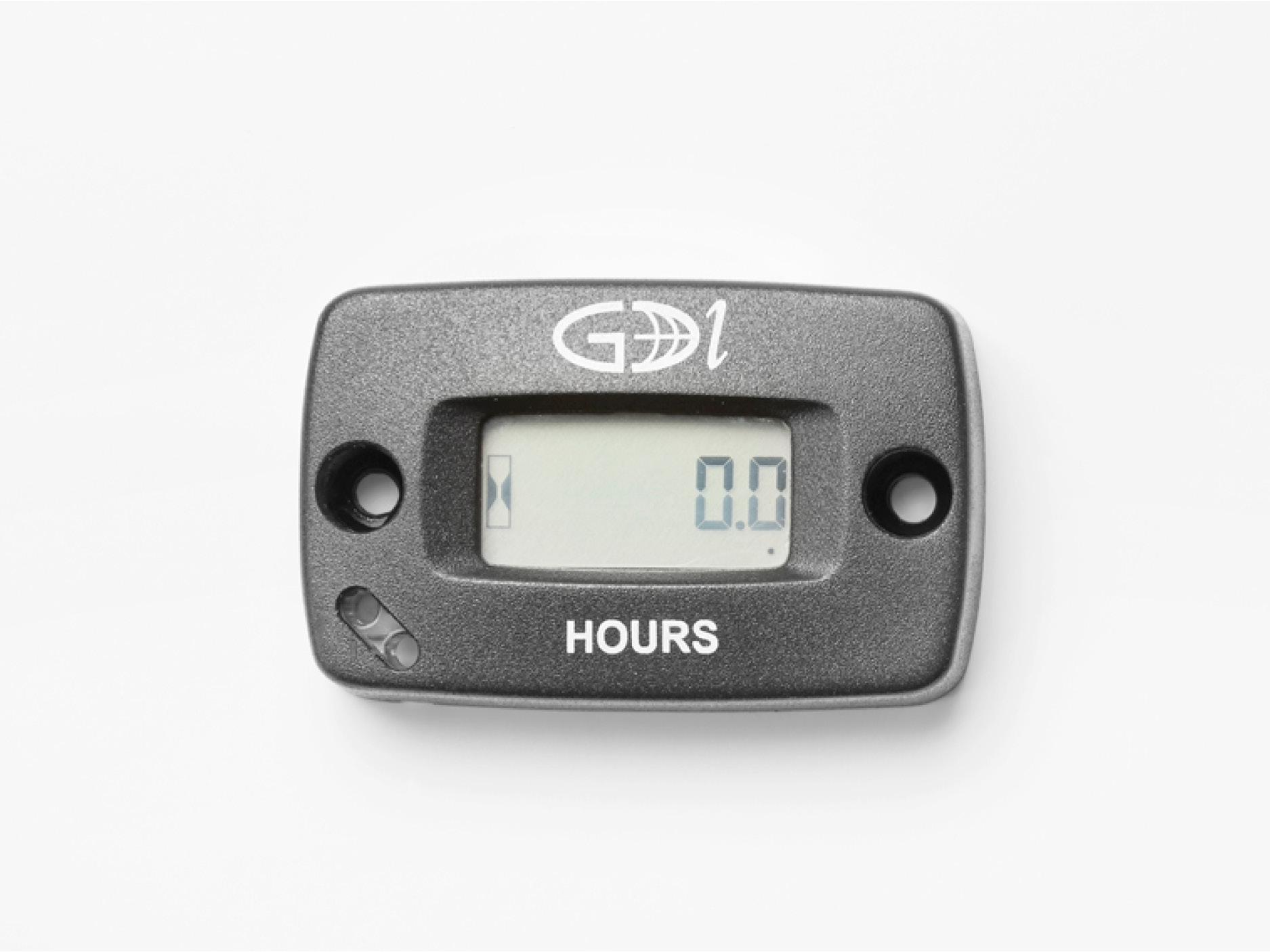 inductive hour meter